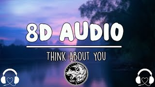 Kygo - Think About You ft. Valerie Broussard (8D AUDIO)