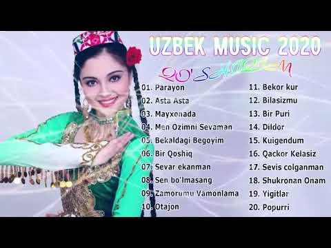 Слушать песню TOP 100 UZBEK MUSIC 2020 || узбекские песни 2020 - Узбекская музыка 2020