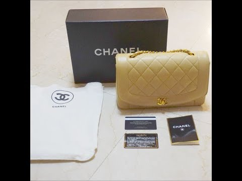 5cde65072a26be CHANEL BAG UNBOXING & REVEAL - YouTube