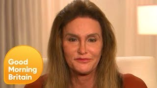 Caitlyn Jenner Reveals the Truth About Her Relationship With the Kardashians | Good Morning Britain thumbnail