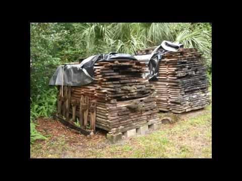 Building a raised bed garden planter