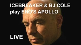 Скачать Icebreaker BJ Cole Deep Blue Day By Eno Lanois From Apollo