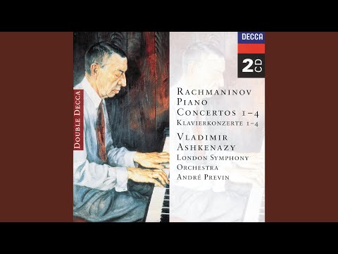 Rachmaninov: Piano Concerto No.4 in G minor, Op.40 - 3. Allegro vivace