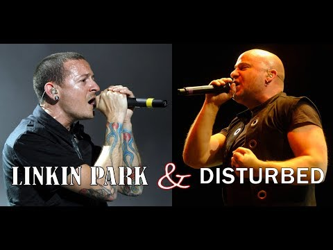 Linkin Park & Disturbed Mashup - Sound Of The Numb Silence