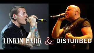Linkin Park / Disturbed Mashup - Sound Of Silence + Numb