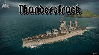 World of Warships - Thunderstruck