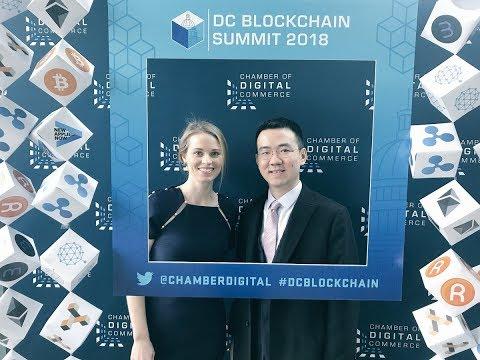 DC Blockchain Summit 2018  - Jihan Wu - Bitcoin Cash - BCH
