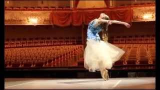 Gambar cover Backstage from Mikhailovsky Theatre with Angelina Vorontsova