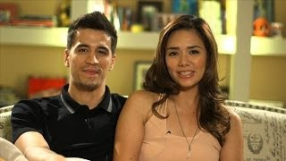 Wagas: How basketball player Marc Pingris proposed to wife Danica