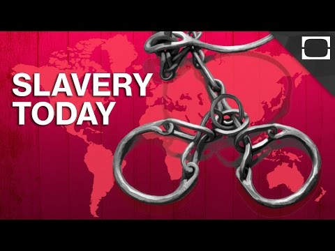 Where Does Slavery Still Exist?