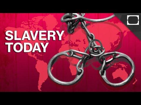 Where Does Slavery Still Exist?