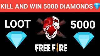 Kill And Win Diamond How To Get Free Diamond In Free Fire Get Dj Alok