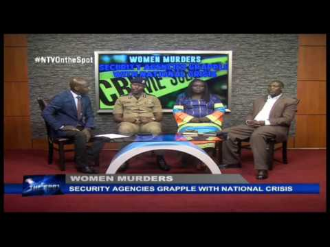 On the Spot: Security agencies grapple with Entebbe women murders