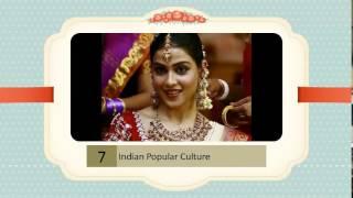Top 10 Indian Popular Culture