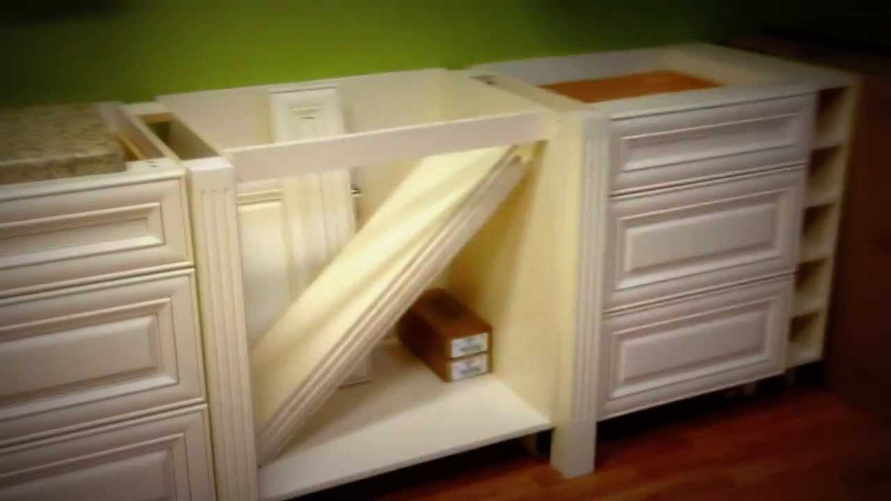 411 Kitchen Cabinets . com - YouTube