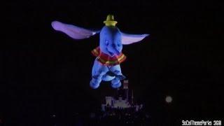 [HD] Full Magical Fireworks Show 2013 - Disneyland