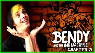 WHAT HAS ALICE DONE?! | BENDY CHAPTER 3 PART ONE | DAGames