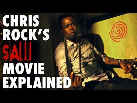 Spiral - Chris Rock's SAW Trailer - Explained