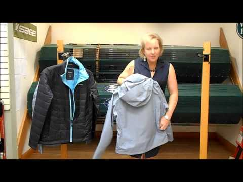 A Product Review Of The 2014 Simms Women's Guide Jacket