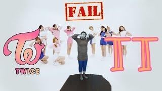 【KY】TWICE(트와이스) — TT DANCE COVER(Fail/Parody? ver.) (HAPPY 25K SUBS & HALLOWEEN!!)