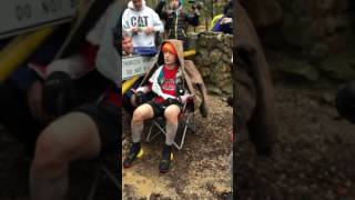 John Kelly finishes at the Barkley Marathons 2017!!
