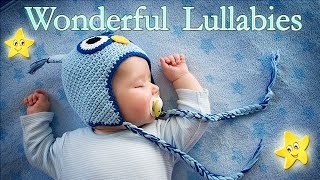 Best Relaxing Lullabies Collection ♫♫ 4 Hours Soothing Baby Music ♥♥ Mozart Brahms Sleep Dream Relax