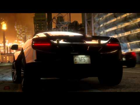 Need for Speed: The Run - Official Race Hot Cars game trailer - PC PS3 X360 Wii 3DS
