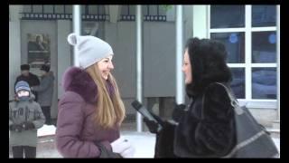 Девушка призналась в любви парню в Кинотеатре(Ирина Киселева Максим Четвериков Телеканал