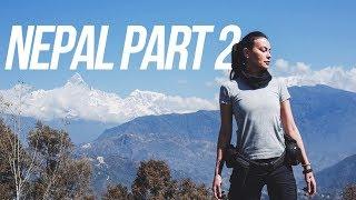 Nyasar di Nepal bersama Sophia Latjuba #NepalPart2