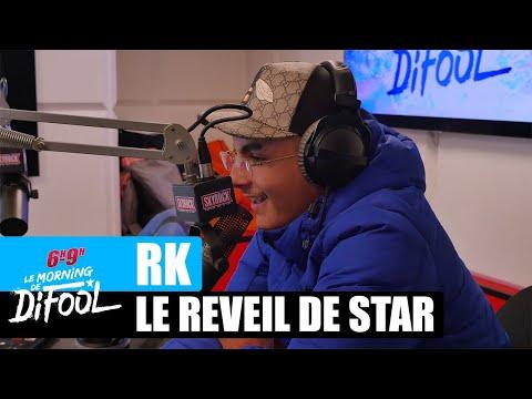 Youtube: Rk – Le réveil de star #MorningDeDifool