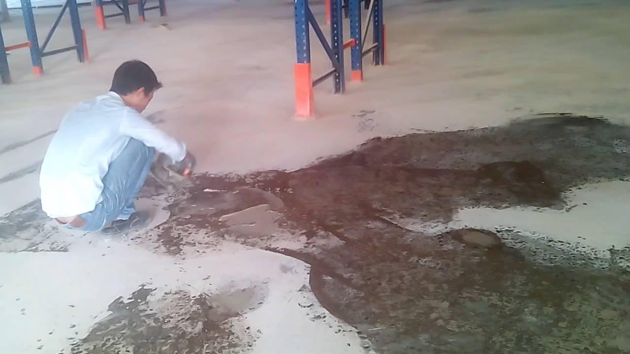 Sửa chữa bề mặt sàn bê tông cũ – Nguyễn Thiên – 0902.989.989
