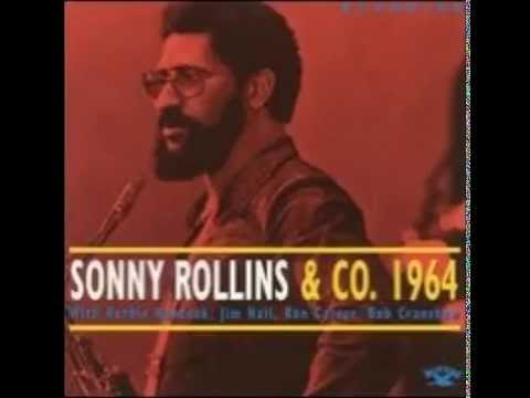 Sonny Rollins-Afternoon in Paris [1964]