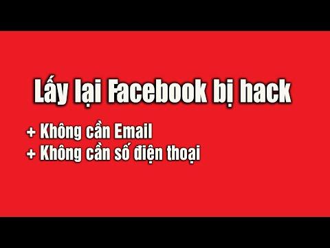 cách hack mật khẩu facebook trên điện thoại - Cách Lấy Lại Facebook Không Cần Email Mới Nhất 2021