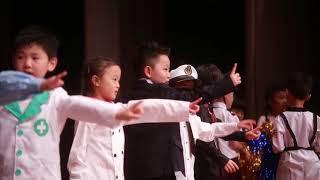 Whampoa K3 Performance|2016-2017 ABC Pathways Inte