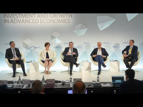 ECB Forum on Central Banking - Panel: Business cycles, growth and macroeconomic policy