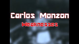 Art of Boxing: Carlos Monzon - Weaknesses (Boxing Technique)