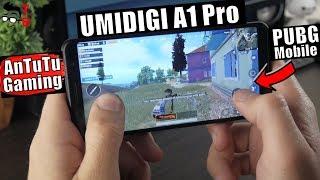 UMIDIGI A1 Pro Performance Test: Gaming & Benchmarks