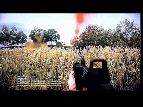 Operation Flashpoint Dragon Rising Supremacy Map Island Control.mp4