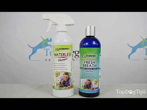 Vet Recommended Dog Grooming Products Review