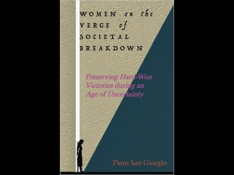 In English - Women on the Verge of Societal Breakdown