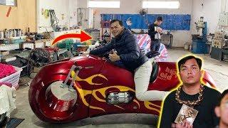 Đây Là Chiếc Siêu Xe Moto Mà Phúc XO Chưa Kịp Chạy