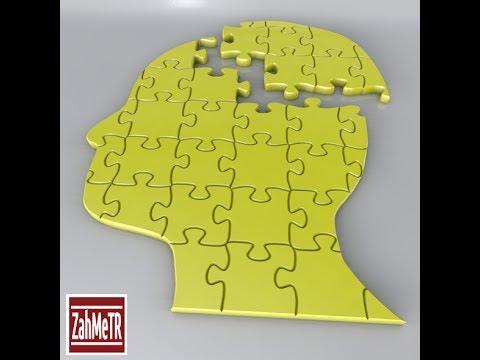 Jigsaw Head Puzzle Pieces 3d Model Preview