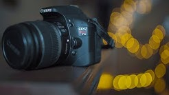 Shooting Decent Looking Content on Cheap Gear - The Canon T2i in 2018