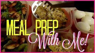 Tuna Salad | VA Meal Preps!