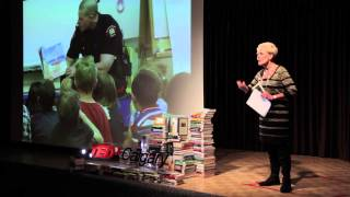 Libraries of Today: Ellen Humphrey at TEDxCalgary