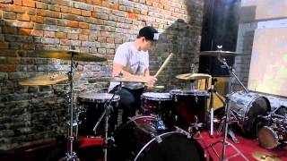 Punk Hardcore Drum Warm Up