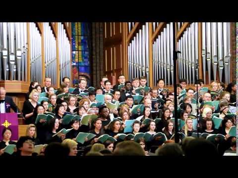 Camarata Music Company Chorale 2014 Messiah - His Yoke Is Easy