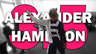 ALEXANDER HAMILTON 3.5 - ft. Jacksfilms Amino