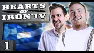 OLIVE OIL FASCISM | Hearts Of Iron IV