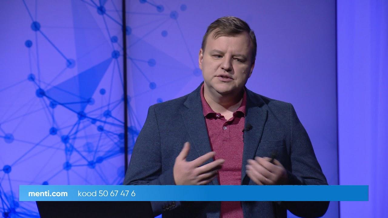 RIA infopäev 2020 - CERT-EE, Eesti küberruumi valvur. 2020/2021 suurimad küberohud, Tõnu Tammer